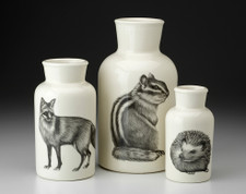 Set of 3 Jars: Woodland #2