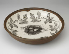 Small Pasta Bowl: Quail Nest