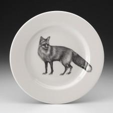Dinner Plate: Red Fox