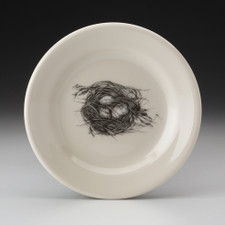 Bread Plate: Quail Nest