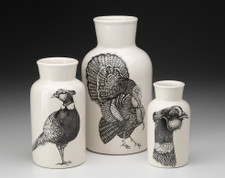 Set of 3 Jars: Turkey & Pheasant