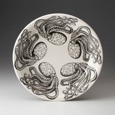 Pie Plate: Octopus