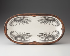 Rectangular Serving Dish: Crawfish
