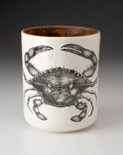 Utensil Cup: Blue Crab
