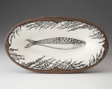 Oblong Serving Dish: Sardine