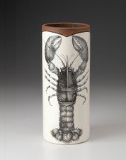 Large Vase: Lobster