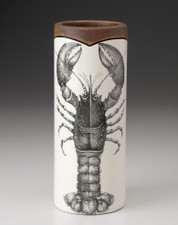 Small Vase: Lobster