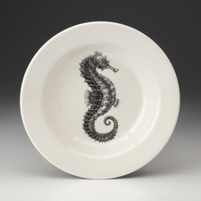 Soup Bowl: Seahorse