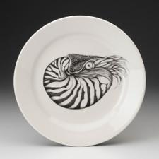 Dinner Plate: Nautilus