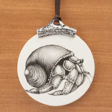 Ornament: Hermit Crab