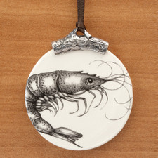 Ornament: Shrimp