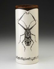 Large Vase: Harlequin Beetle