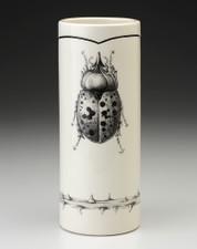 Small Vase: Hercules Beetle