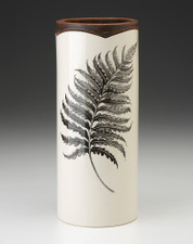 Large Vase: Wood Fern
