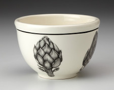 Small Round Bowl: Artichoke