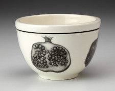 Small Round Bowl: Pomegranate