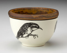 Small Round Bowl: Tree Creeper