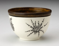 Small Round Bowl: Tarantula
