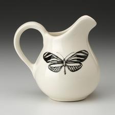 Creamer: Zebra Butterfly