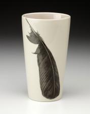 Tumbler: Crow Feather