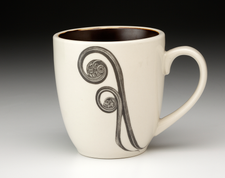 Mug: Fiddlehead Fern