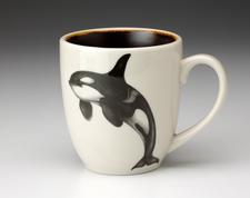 Mug: Jumping Orca