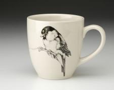 Mug: Black-capped Branch Chickadee