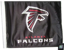 NFL Atlanta Falcons 11in x 15in Golf Cart or Car Flag