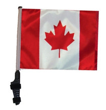 Canada 11x15 inch Golf Cart Flag with Pole