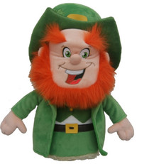 Daphne's HeadCovers: Leprechaun Golf Club Cover