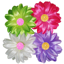 Lily Hairclip Magnetic Ball Marker Holder by Goodie Girl Golf