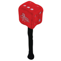 Las Vegas Red Dice Golf Headcover by EverGolf