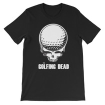 The Golfing Dead Short Sleeve T-Shirt by ReadyGOLF
