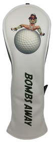 ReadyGolf Hybrid Headcover - Bombs Away Pinup