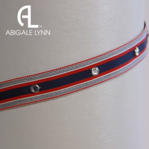 Abigale Lynn Visor Band - Captain Stripe
