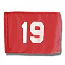 Markers Inc - Backyard Golf Flag: 19th Hole Flag