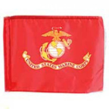 Markers Inc - Backyard Golf Flag: US Marines Flag - Personalized