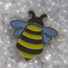 Luckiemark Ball Marker Pin - BUMBLE BEE