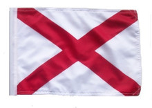 "Golf Cart Flags - ALABAMA 11""x15"" Replacement Flag"