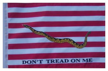 "Golf Cart Flags - FIRST NAVY JACK 11""x15"" Replacement Flag"