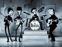 David O'Keefe - A Tribute to The Beatles '65 Print
