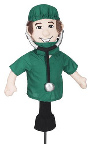 DOCTOR Golf Headcover - NEW!
