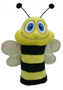 Daphne's HeadCovers: Bumble Bee Hybrid Cover