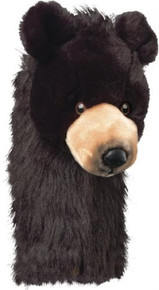 Daphne's HeadCovers: Black Bear Golf Club Cover