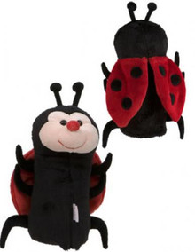 Daphne's HeadCovers: LadyBug Hybrid Cover