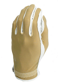 Evertan Women's Tan Through Golf Glove: Bare Essential