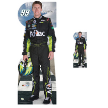 Lifesize & Miniature Cardboard Cutout Combo - Carl Edwards - #99