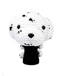 Amimono Animal Golf Driver Headcover - Dalmatian Dog (D008-A)