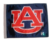 Auburn AU 11in x 15in Golf Cart or Car Flag