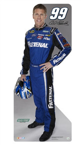 Lifesize Cardboard Cutout - Carl Edwards - 2013 #99 Fastenal